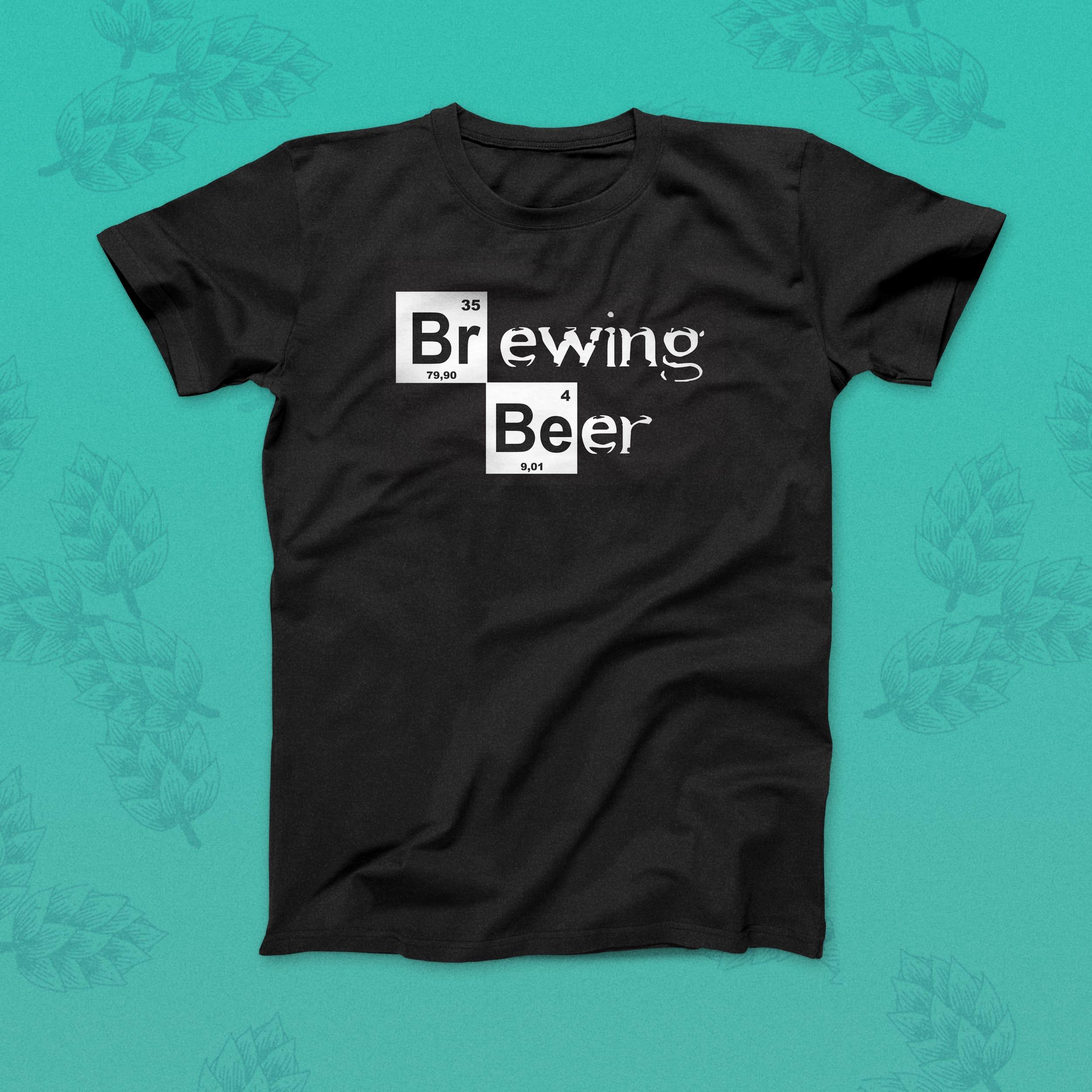 Shirt Brewing Beer