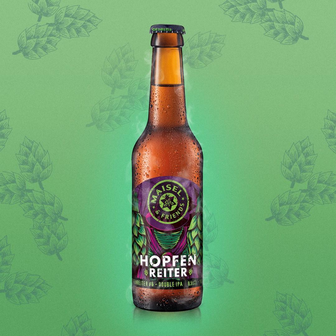 Hopfenreiter 2021 / Double-IPA