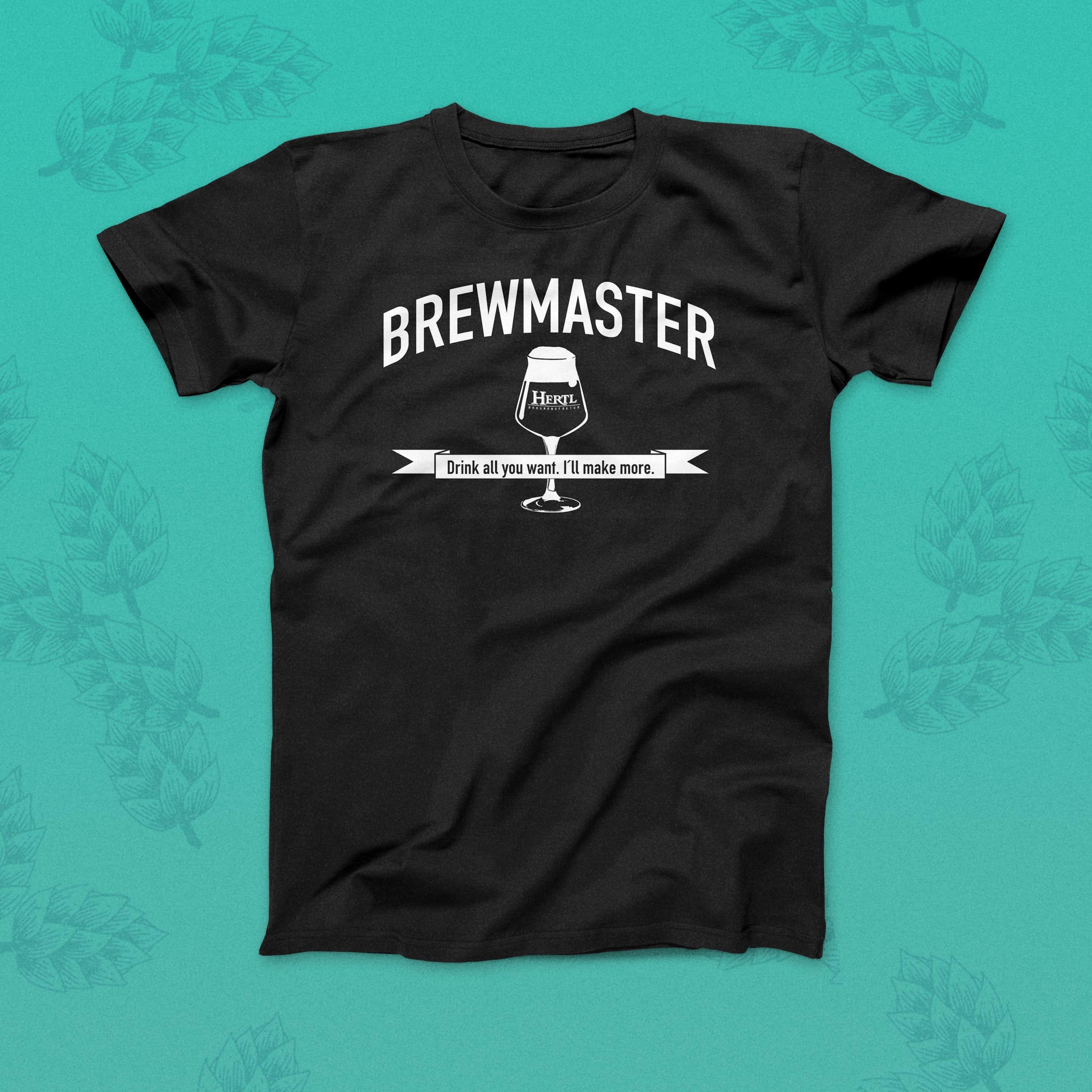Shirt Brewmaster