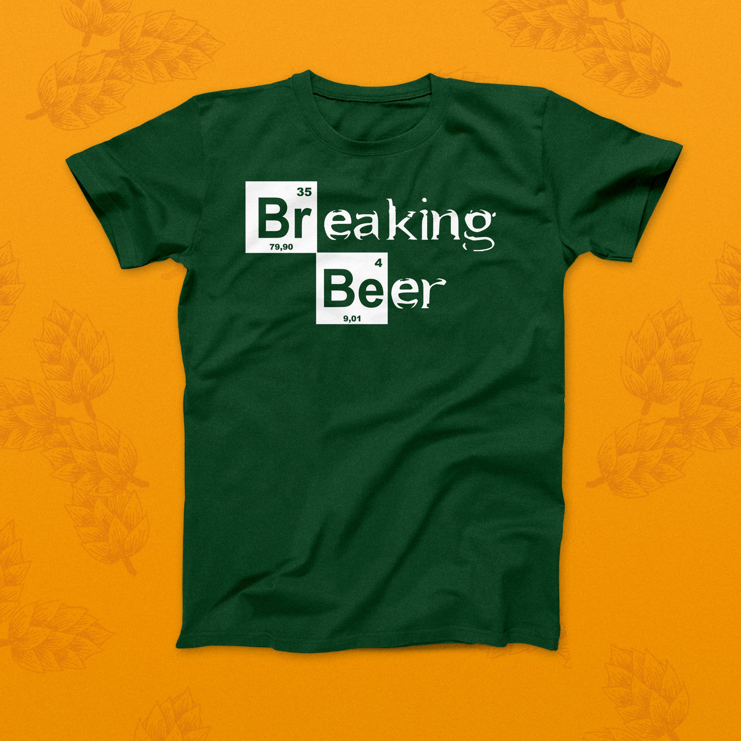 Shirt Breaking Beer